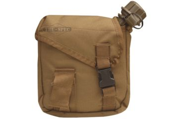 5Star 2Qt Canteen Cover, coyote MOLLE 6548000