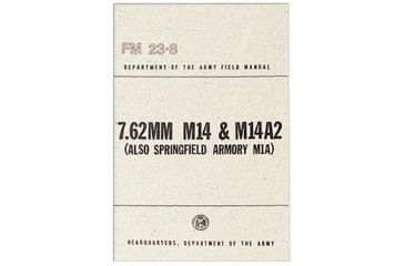 Tru-Spec Manual, 7.62Mm M14 & M14A2 7011000