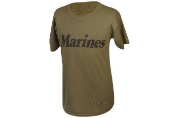 Tru-Spec T-Shirt, OD Marine, S 4310003