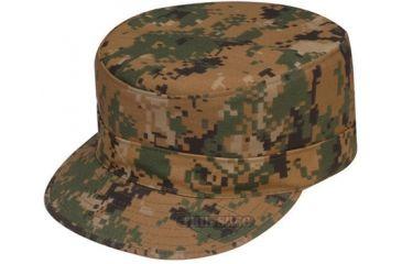 Tru-Spec Tru Combat Cap W/P Digital No Eyelets, 6-3/4 3257002