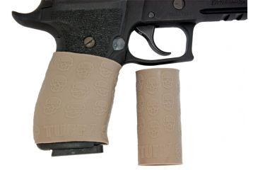 Tuff 1 Death Gun Grip, Desert Tan, Universal 303