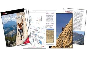 Tuolumne Free Climbs, Barnes, Mcnamara, Roper, Publisher - Wilderness Press