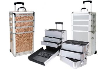 TZ Case AB-306T Professional Large Make-Up Beauty Cases