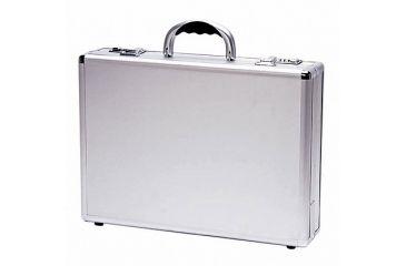 TZ Case AC425 Aluminum Silver Brief Case AC-425S