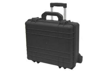 T.Z.Case Cape Buffalo Waterproof Molded Utility Case 18.5x16x9, Black