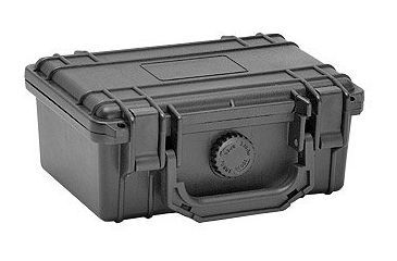TZ Case Cape Buffalo Utility Case, Black