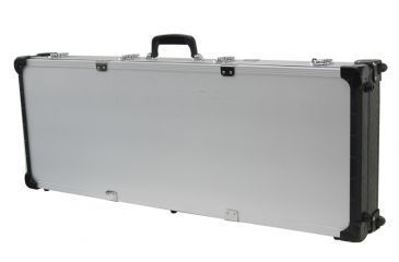 "TZ Case Dura-Tech Shotgun/Rifle Case, Silver, 43.5"" x 16"" x 5"" TZM0043 SD"