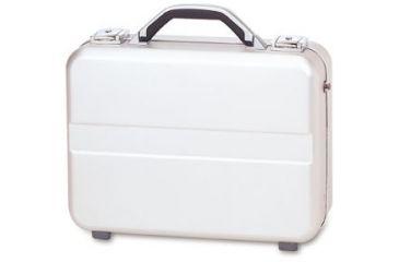TZ Case Executive Series Molded Aluminum Sporting Attache-Style Pistol Case 14.25x10.5x4.5 EXT0014S