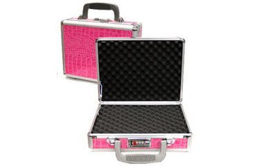 TZ Case Single Pistol Case, Pink