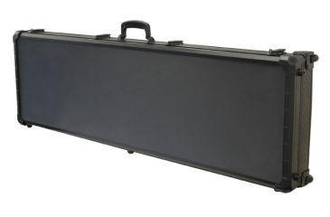 Tz Case Tzm0053bd Double Rifle Case Black Dot Finish 53in X 15in X 5in
