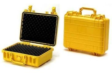 TZ Case Series Cape Buffalo Molded Waterproof Utility Case 12x9x4.5