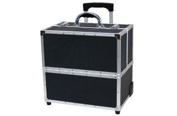 TZ Case Large Professional Make-Up Beauty Case in Black