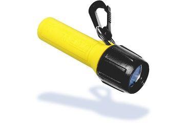 UK International Underwater Kinetics 2L Lithium Light - Black 12007