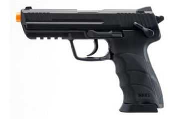 3-Umarex HK 45 CO2 Airsoft Pistol,15 Round