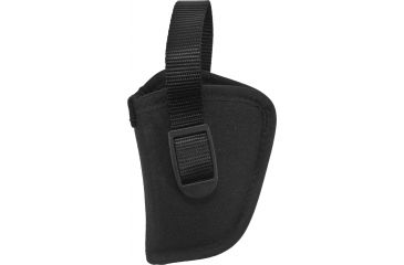 Uncle Mike's 2-Inch Small Frame 5-shot Revolvers Holster, Black Cordura, Left Hand 81362