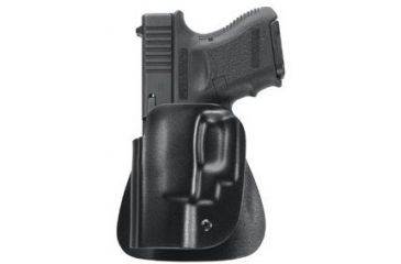 Uncle Mike S Kydex Open Top Paddle Holster Left Hand Hk P2000 Usp Compact 54312