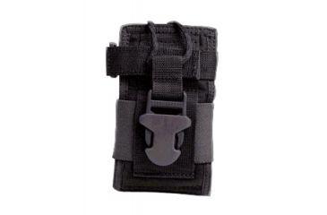 Uncle Mike's Law Enforcement HandHeld Radio / GPS Pouch Black
