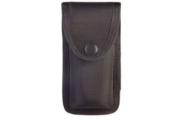 Uncle Mike's LE Sentinel Black Molded Nylon OC/Mace Case Medium 89070