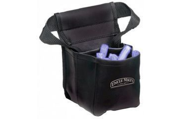 Uncle Mike's Padded Shell Bag, Black 41722