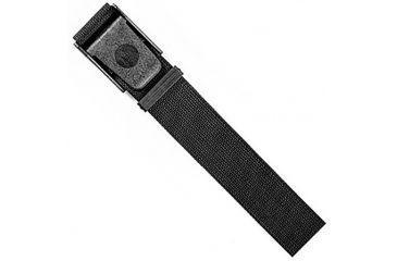 Uncle Mike's Sidekick Holster Belt, Black, 2in Width - 8800-1