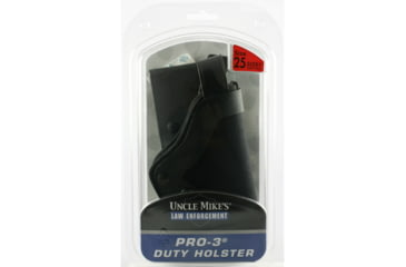 Uncle Mike's Slimline PRO-3 Holster, BasketWeave, Left Hand, Glock 21, 21, 29, 30, 36, S&W M&P
