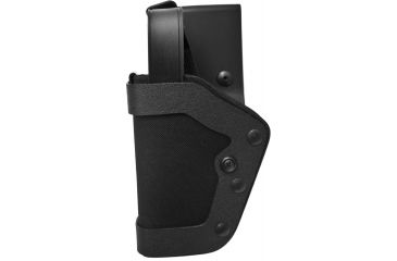 Uncle Mike's Slimline PRO-3 Holster, Kodra Nylon, Left Hand, S&W 9mm, .40, Beretta Centurion