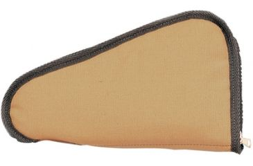 Uncle Mike's Soft Pistol Rug, Tan, 15in 42115