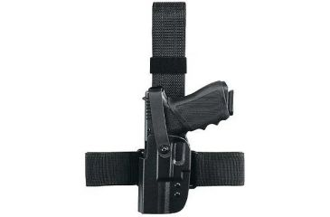 Uncle Mike's Left Hand Tactical Holster w/Thumb Break For Sig P225/228/229/2 57242