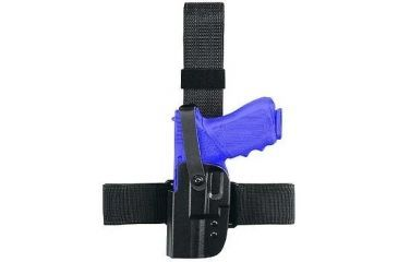 Uncle Mike's Left Hand Tactical Retention Holster For Sig P220/P226 59222