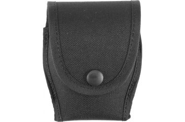 Uncle Mike's Cordura Nylon Single Duty Cuff Case, Black 88781