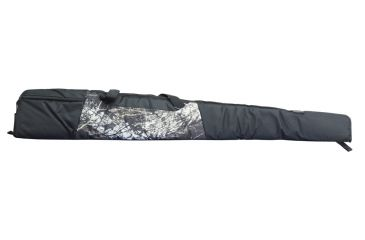 Uncle Mike's Deluxe Hunter 52in. Rifle Case MOBU/Black