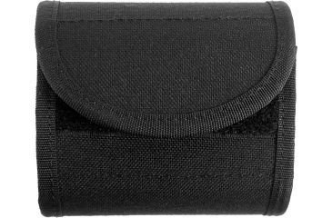 Uncle Mike's KODRA Folding Handgun Cartridge Carrier, Black 8844-1