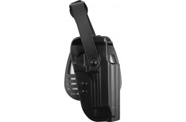 Uncle Mikes Kydex Paddle Holster Thumb Break, Black, Right 56201