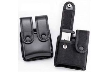 Uncle Mike's Large Frame Double Case Magazine Pouch 74262