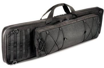Uncle Mike S Le Shooting Mat Drag Bag Black