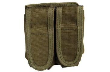 UM Law Enforcement OD Green Double 40-mm/37-mm Mag Case