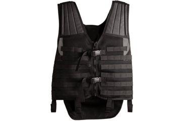 Uncle Mike's Law Enforcement Tactical Modular Entry Vest - Black or OD Green, 7702220, 7702221, UM Law Enforcement Modular Vest colors Uncle Mike's LE Tactical Modular Entry Vest - Black