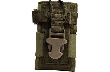 Uncle Mike's LE OD Green Radio Pouch