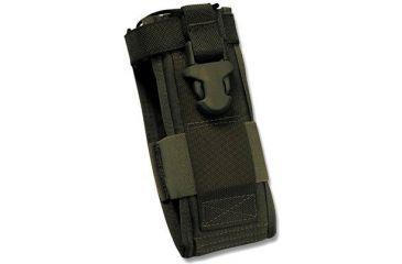 UM Law Enforcement Radio Pouch, OD Green 7702431