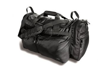 Uncle Mikes Side-Armor Field Equipment Black Bag 53481