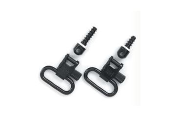 Uncle Mike's Swivels - Loop Size 1 1/4 inch, Swivel Quick Detach Set 115 RGS