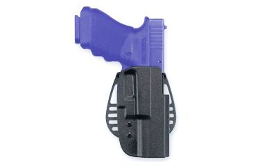 Uncle Mike's Kydex Open Top Paddle Holster 1911 Types 5419