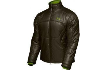 Under Armour Men's ColdGear Armour Loft Jacket - Sage Color 1006029-385