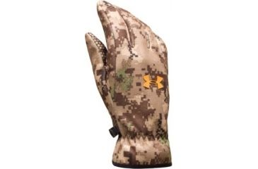 Under Armour Men's ColdGear Camo Cumberland Wind Glove - Digital Color 1004048-966