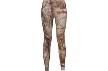 UnderArmour Women's ColdGear Camo Legging - Realtree AP Camo Color 1004707-340