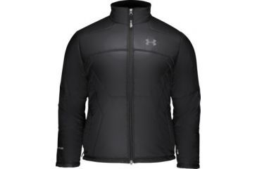 6880212874 UnderArmour Men's ColdGear Armour Loft Jacket - Black Color 1006029 ...