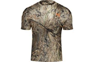 UnderArmour Men's HeatGear Camo Loose Full T - Duckblind Color 104084C-399