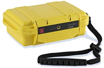 UnderWater Kinetics 206 Ultra Box, Yellow