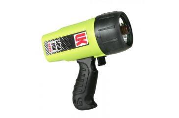 UK Underwater Kinetics AquaSun eLED Rechargeable Flashlight, Safety Yellow