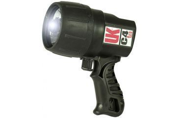 UW Kinetics C4 eLED Black Flashlight
